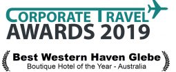 Boutique hotel of the year 2019 award